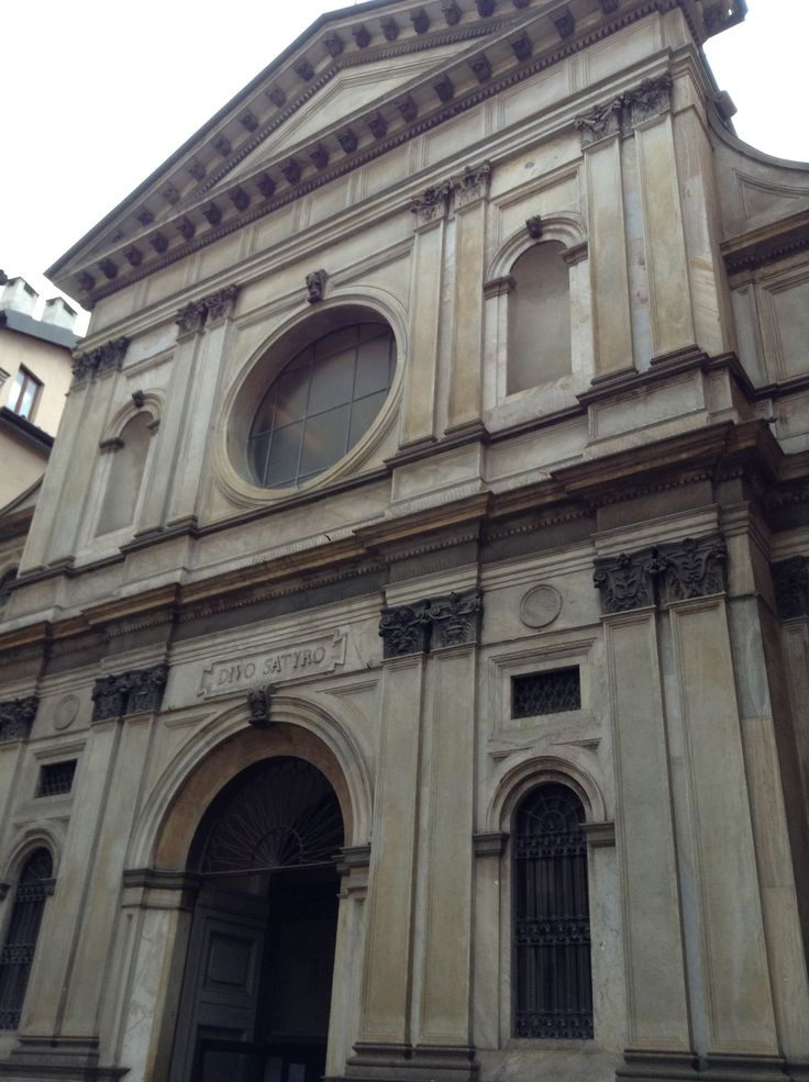 Santa Maria in San Satiro - Milano