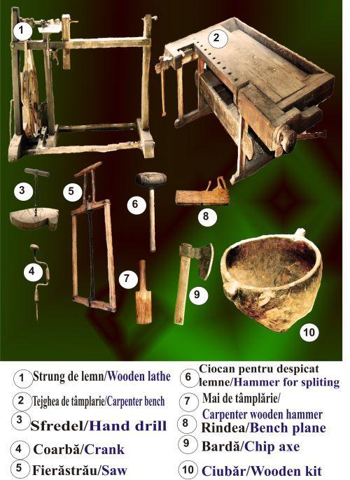 Expoziţia pavilionară MEAP - Prelucrarea lemnului