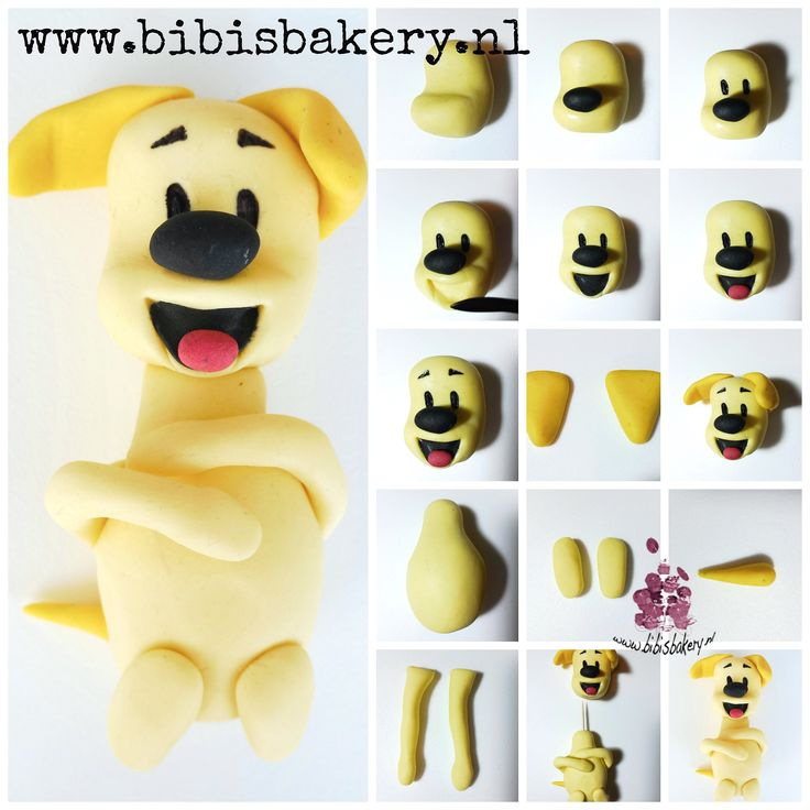 Here is a Dutch animated doggie: Pip. It's his time to shine today, but tomorrow I will post his friends pictorial. Enjoy your weekend, xxx Sabine #bibisbakery https://www.facebook.com/bibisbakery.nl