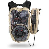 A Ghostbusters backpack...   Shane wants this...........he also wants to get the **** beat out of him, too! lol