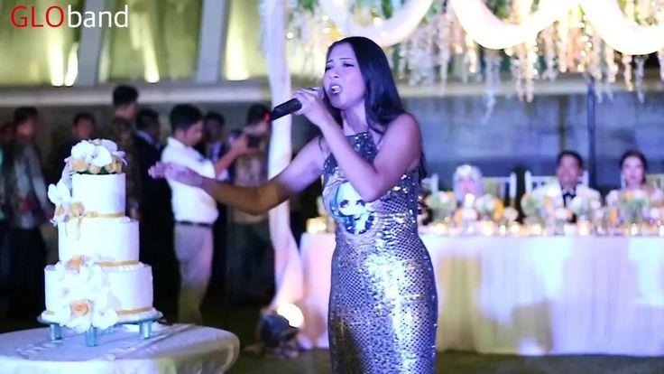GLO Band Bali with MEI CHAN at Conrad Hotel Nusa Dua - YouTube