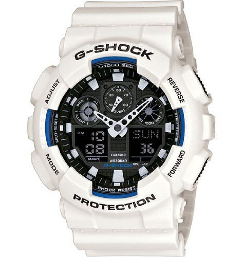 G-Shock Big Case Limited Edition Watch – White [Watch] Casio at http://suliaszone.com/g-shock-big-case-limited-edition-watch-white-watch-casio/