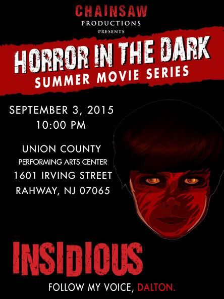 Horror In The Dark is two days away, #NJ
