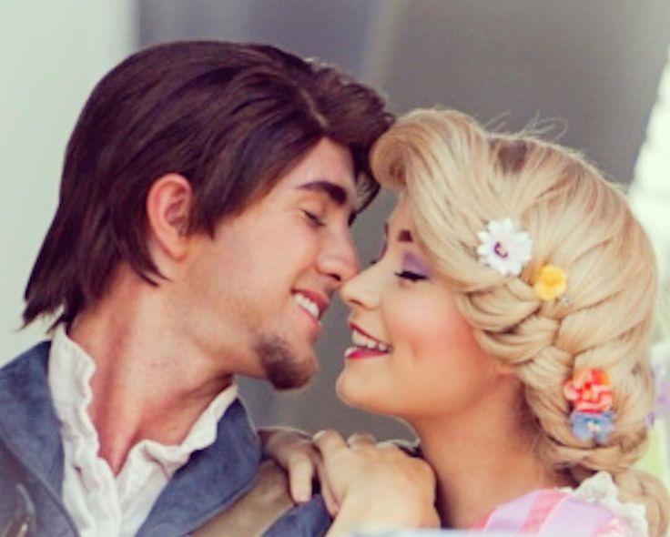 So far I am loving this new camera lens!  @eberlematthew  #rapunzel #flynnrider #disney #shanghai #shanghaidisney #shanghaidisneyland #china #disneyland #mickysstorybookexpress #otp #love #kiss #romantic #flynn #cut #adorable #moment