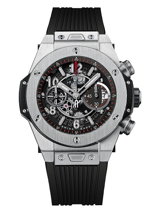 www.watchtime.com | watch to watch  | Hublot Big Bang Unico | Hublot BigBang Unico titanium 560