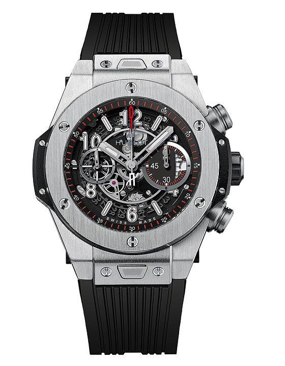 www.watchtime.com   watch to watch    Hublot Big Bang Unico   Hublot BigBang Unico titanium 560