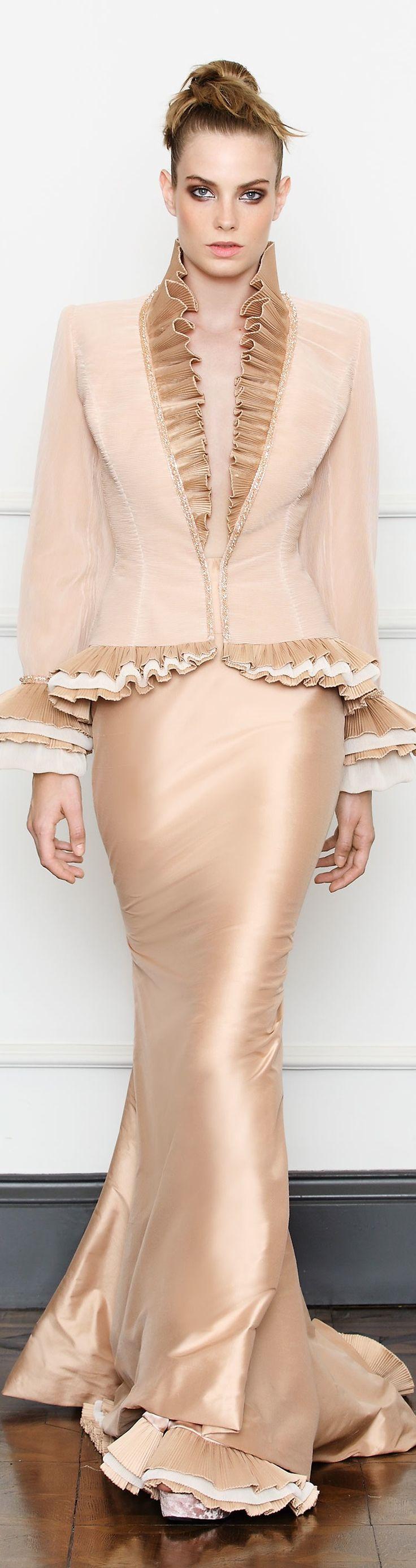 Dilek Hanif couture 2015/16