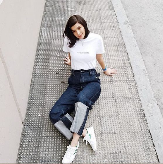 More looks by Anne Curtis smith: http://lb.nu/anneh  #casual #chic