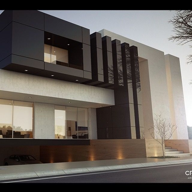 Facade House Contemporary: 1000+ Images About Modern Architecture On Pinterest