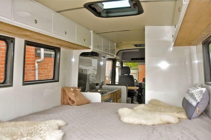 Mercedes Vario camper