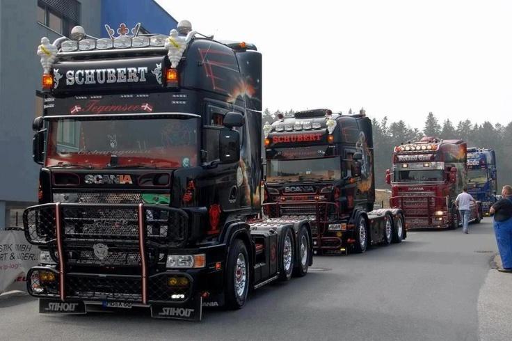 Scania: Mechanicali Declin
