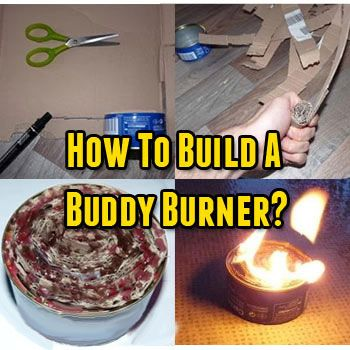 A neat little tip to have for any beginner preppers or anyone looking to increase their emergency preparedness  arsenal.  Learn how to build your own Buddy Burner.  This DIY mini-stove/mini-fireplace serves one for camping trips, cooking pan foods, roasting marshmellows, or keeping you warm.  Make a couple of dozen of these and store them in away for ant type of emergencies, or disasters.  Visit our site to learn how to build one…