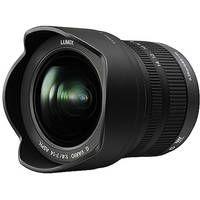 Panasonic Lumix G Vario 7-14mm f/4.0 ASPH. Lens - Micro Four Thirds Format