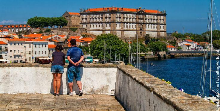 En el puerto de Vila do Conde   Turismo en Portugal