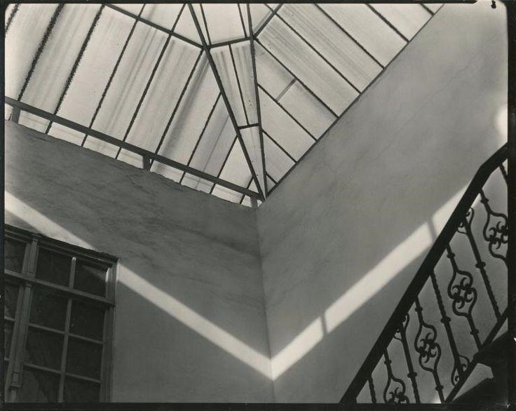 Edward Weston San Pedro y San Pablo , 1924 Silver print on cartoline paper