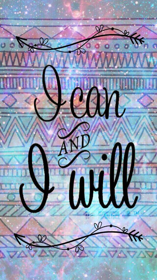 Puedo y podré!