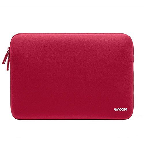 "Incase Neoprene Classic Sleeve for 13"" MacBook Air / Retina MacBook Pro - Racing Red - CL60631 * Click image for more details. Amazon Affiliate Program's Ads."