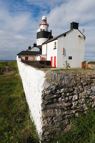Hook Head Lighthouse. Hook Head s a headland in County Wexford, Ireland