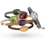 Macramé bracelet at Wempe