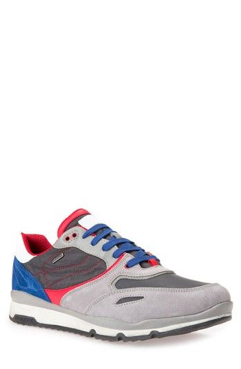 2a72783cbfe0 GEOX SANDRO ABX AMBPHIBIOX WATERPROOF SNEAKER.  geox  shoes