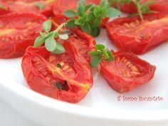 pomodorini confit microonde