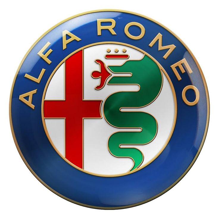 Alfa Romeo Logo Afiches, carteles y logos de Autos