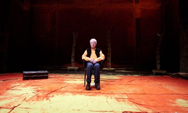 Still centre stage at 90: Peter Brook, human earthquake of modern theatre