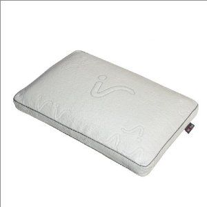 VIVON COMFORT PILLOW VTP-2416 by VIVON. $64.99. Washable Tencel blend fabric that is cool to touch and breathable. 100% Restech premium comfort blend foam. Special ventilation and internal scoop that creates a soft center to cradle your head. 24 W X 16 D X 6 H. Gusseted pillow shape that looks great in standard pillow cases. The Vivon Traditional Pillow is a comfortable and naturally conforming pillow that provides you with support and comfort throughout the night. This Vivo...