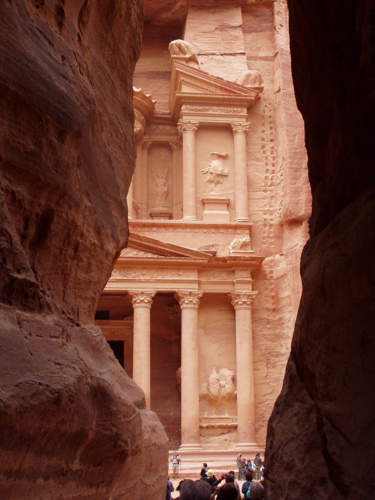 Once in a lifetime! Petra, Jordan