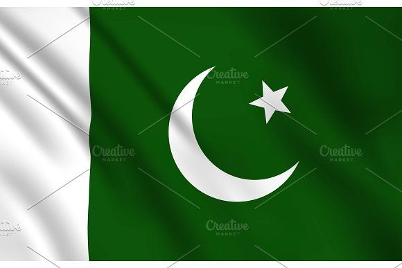 Pakistan Flag I 2020