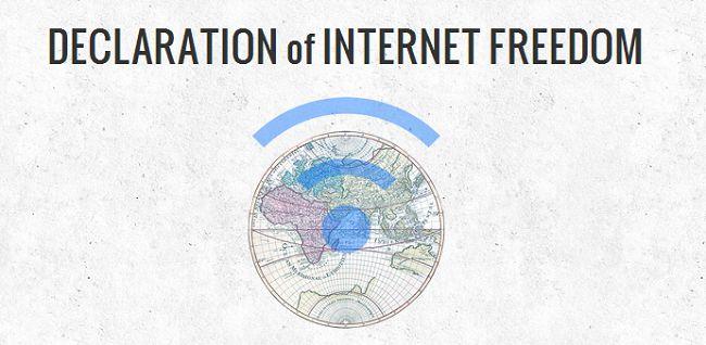 La Declaración de Libertad de Internet: unos principios loables pero sin medidas concretas http://www.genbeta.com/p/70028
