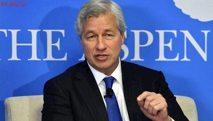 """Jefe de JP Morgan afirma que el bitcoin es un """"fraude estúpido"""""""
