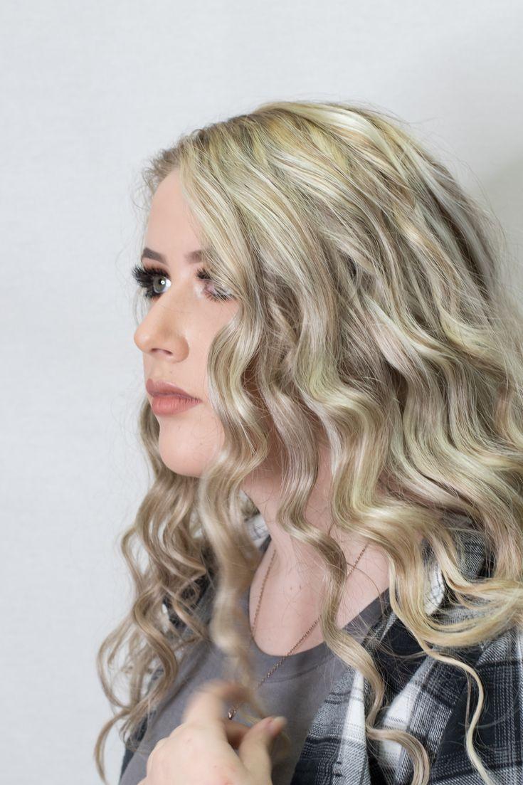 multi dimensional hi-lighted blonde