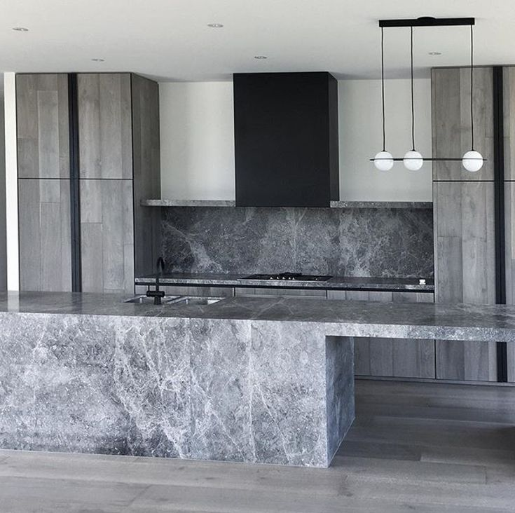 Site shot of another fabulous Portsea Grey kitchen by @mimdesignstudio  #cdkstone #portseagrey #portseagreylimestone #naturalstone #naturalbeauty #naturesmasterpiece #heaven #designinspo #designinspiration