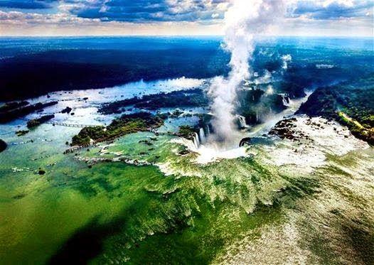 Crónicas de la Tierra sin Mal : Leyenda de las Cataratas del Iguazú – Leyenda Guaraní