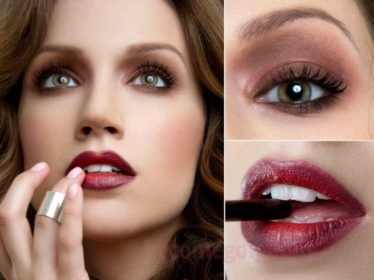 deep autumn makeup - Google Search