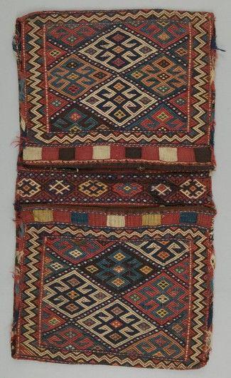 double bag. Kurdistan Iran