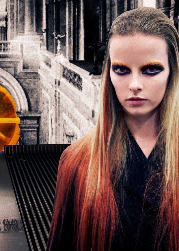 VIDA Statement Clutch - MaxineVanfleet by VIDA xuSbr2UKt