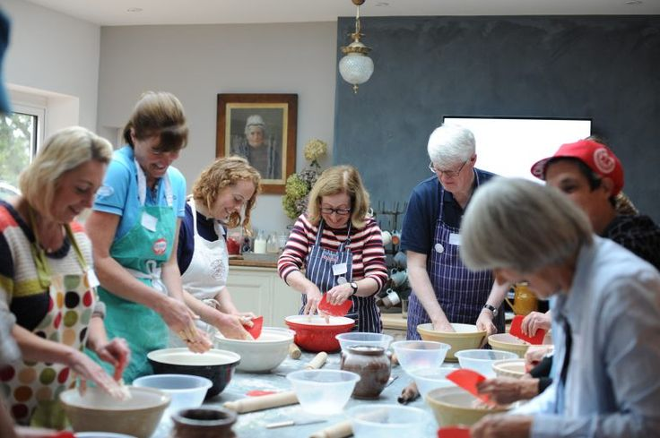 A comprehensive list of all bread making courses in the UK and Ireland.
