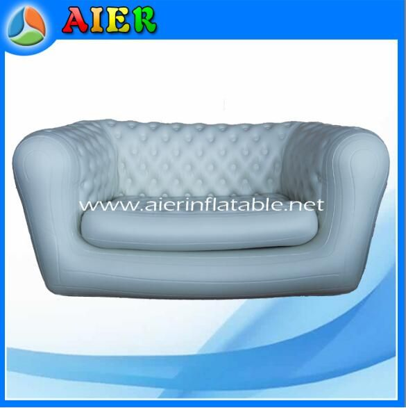 Fastional style Inflatable and Sofa Bed Style cheap inflatable sofa for sale