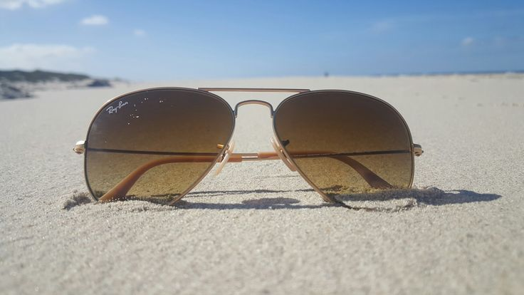 Summer beach Rayban