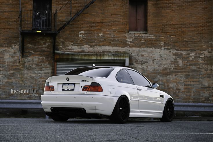 Dinan Supercharged BMW E46 M3