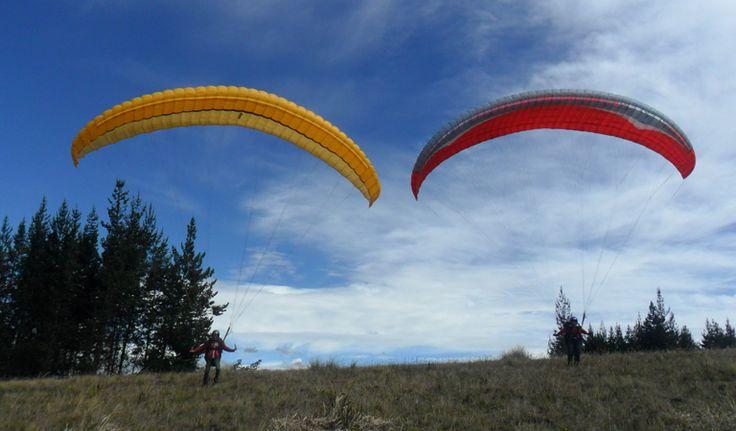Curso Basico de vuelo en Parapente