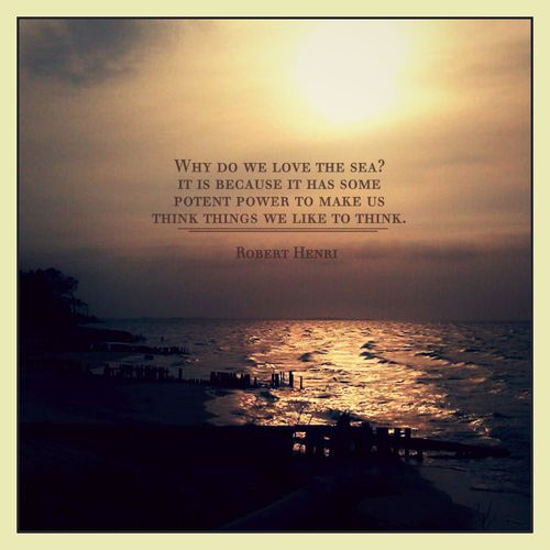 Quotes About Ocean: Sea Quotes, Beach Quotes