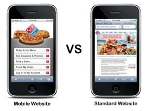 45% of businesses still dont have a mobile site or app