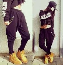 Resultado de imagen para pantalones swag para mujer