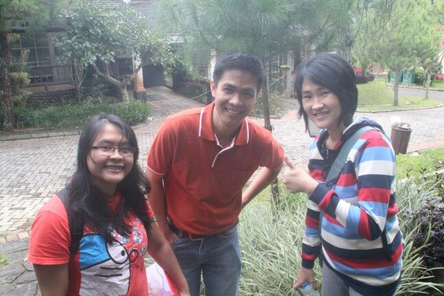 My brother and my sisters