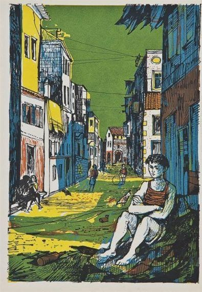 John Minton - Corsican Scenes