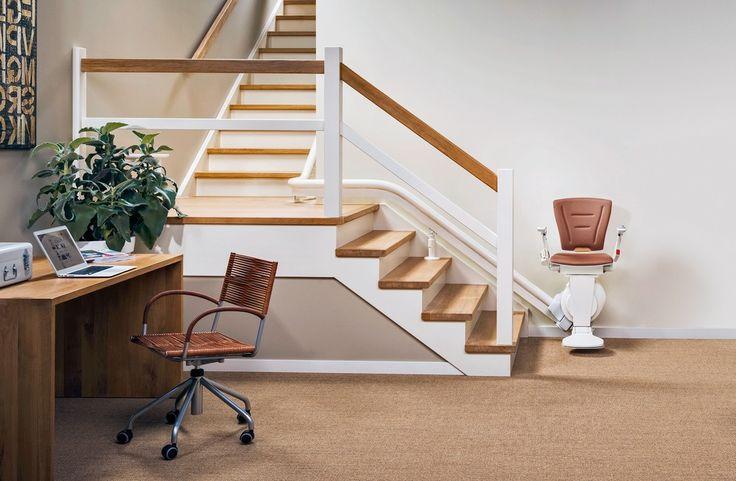 Die besten 25+ Treppenlift Ideen auf Pinterest Bodentreppe - welche treppe fr kleines strandhaus