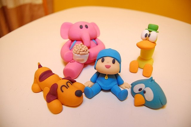 17 Best Images About Pocoyo Cake On Pinterest Pastel